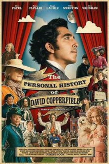 The personal history of David Copperfield OV-FR-NL