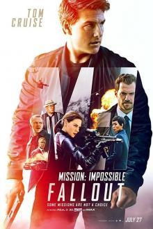 Mission Impossible - Fallout DE