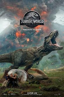 3D: Jurassic World: Fallen Kingdom DE