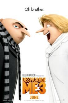 Despicable Me 3 DE