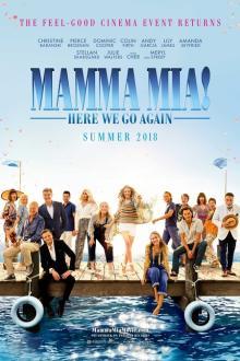 Mamma Mia! Here we go again OV-FR-DE