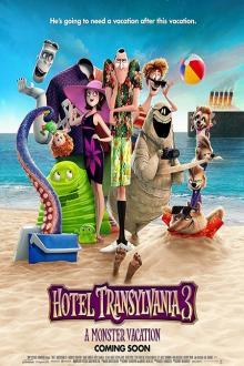 Hotel Transylvania 3 DE