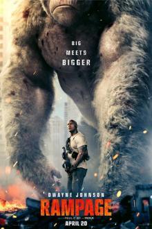 3D: Rampage: Big Meets Bigger DE