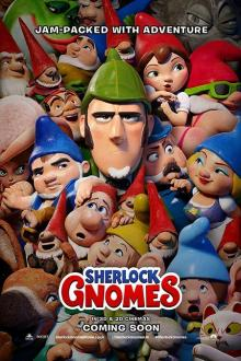 Sherlock Gnomes DE